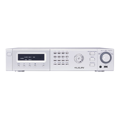 LILIN PDR-6080A 8 channel DVR