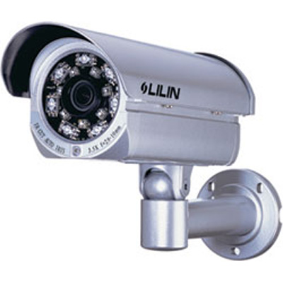 LILIN PIH-0388XSP true day/night bullet camera with 14 IR LED