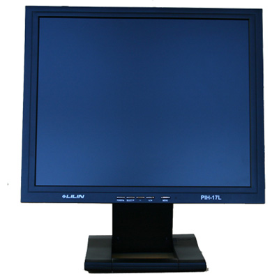 LILIN PIH-17L TFT LCD monitor with 17 inch screen
