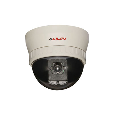LILIN PIH-2026P6 380TVL dual voltage colour dome camera