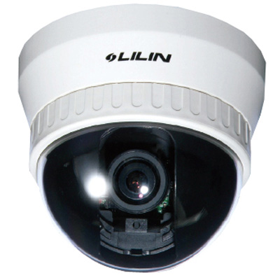 LILIN PIH-2146XP  internal colour dome camera with 3.8 ~ 9.5mm varifocal lens