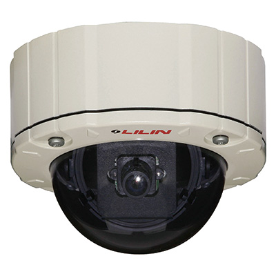 LILIN PIH-2226 dual voltage varifocal colour dome camera