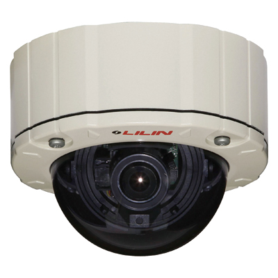 LILIN PIH-2342XWP 1/3-inch day/night dome camera with 540 TVL resolution