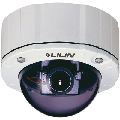 LILIN PIH-2346XP true day/night varifocal dome camera with 3.8 ~ 9.5mm lens