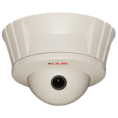 LILIN PIH-2442N3.6 1/3-inch mini dome camera with 540 TVL resolution