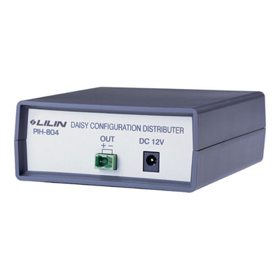 LILIN PIH-804 dome data distributor 1 x RS485 in  - 4 x RS485