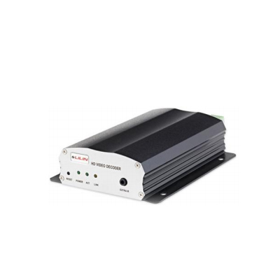 LILIN VD022 HD 4-channels full HD IP cameras decoder