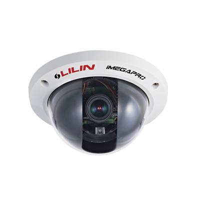 LILIN ZD2322EX3 2MP day/night HD IP dome camera