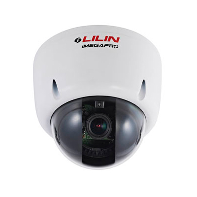 LILIN ZD6122EX3 2MP day/night HD IP dome camera