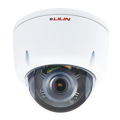 LILIN ZD6122X day and night 1080P HD autofocus vandal resistant dome IP camera