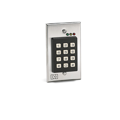 Linear 2000e Multi-Function Access Control Keypads