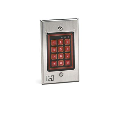 Linear 212w indoor/outdoor flush mount keypad