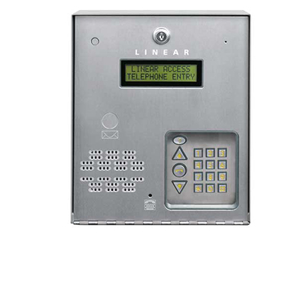 Linear AE-100 telephone entry system