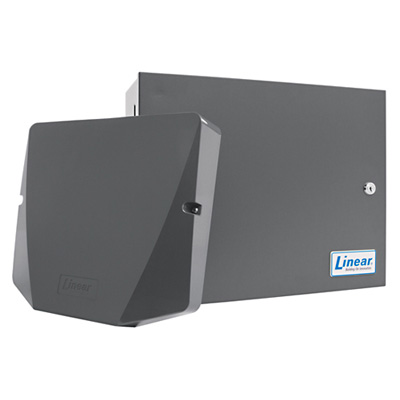 Linear EMerge™ E3 Powerful Access Control Platform Delivering Best-in-class Value For Businesses