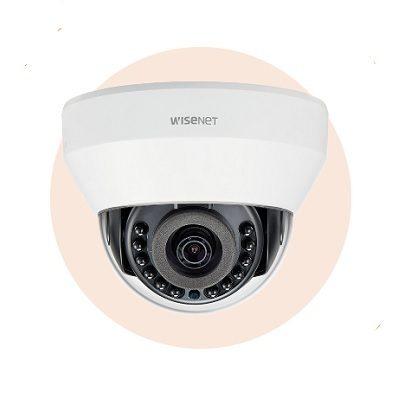 Hanwha Techwin America LND-6020R 2M Network IR Dome Camera