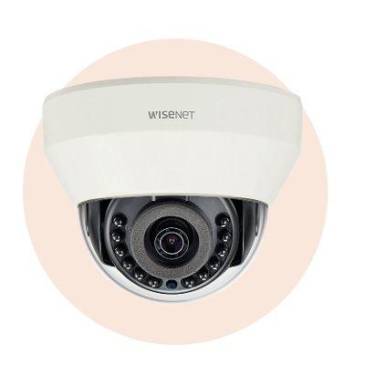 Hanwha Techwin America LND-6031R 2M Network IR Dome Camera
