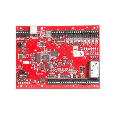 Mercury Security LP4502 Intelligent Controller w/ Extended Applications (2 Rdrs, 8 Inputs, 4 Outputs)