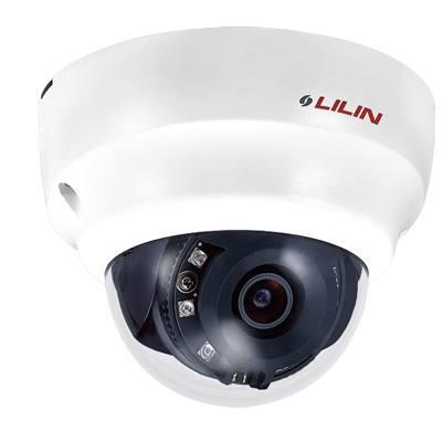 LILIN LR312 HD 30M IR Range Fixed Lens Dome IP Camera