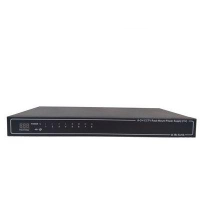 LTV Europe LTV-8N12082AD-K 8 way RackMount power supply