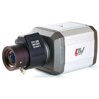 LTV Europe LTV-CDH-421W day/night 650 TV lines analogue box camera