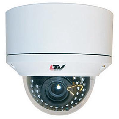 LTV Europe LTV-CDH 8211LH-V2.8-12 IR dome camera with 700 TVL resolution