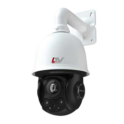 LTV releases a new 3 megapixel IR PTZ network video surveillance camera