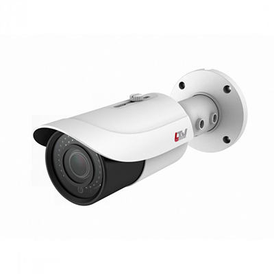 LTV Europe LTV CNE-640 58 IR outdoor bullet camera with motor vario lens