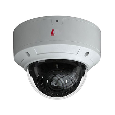 LTV Europe LTV CNE-840 58 IR outdoor dome camera with motor vario lens