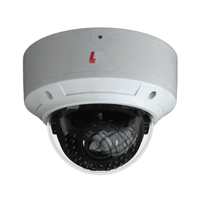 New LTV 4 and 5 megapixel IP cameras showcased at Security Essen