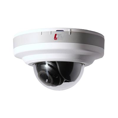 LTV Europe LTV-ICDM2-723L-F4 2 megapixel indoor flat dome camera