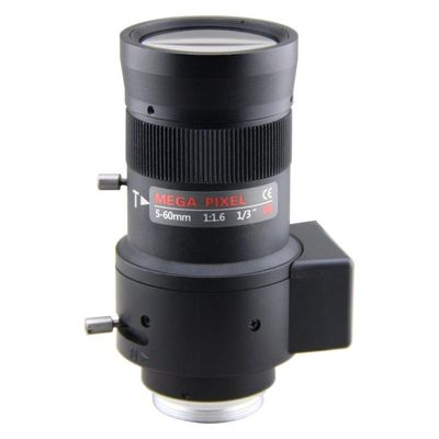 LTV Europe LTV-LDV-0560M1-IR 2 Mpix varifocal lens