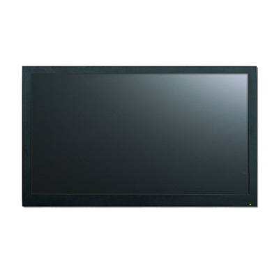 LTV displays for 24/7 demanding applications with outstanding image quality and variety of inputs