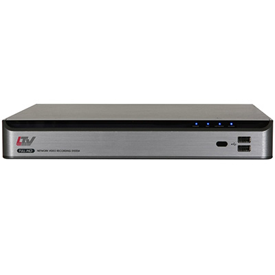 4/8 Channel Plug & Play PoE NVR with 1TB HDD - LTV-NVR-0440 and LTV-NVR-0840