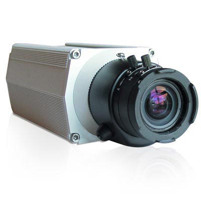 Lumenera's Le165 - 1.4 megapixel network camera - ultimate in low light sensitivity and image quality