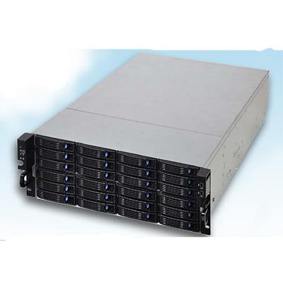Luxriot LR-DAS-84TBR6+H External 4U 24 Bay Direct Attached Storage
