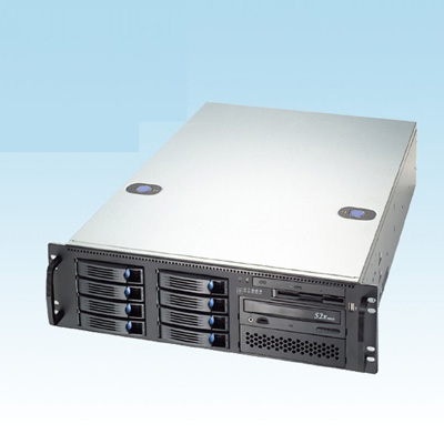 Luxriot LR1-3U-IPSVR1-24TB RAID-6 network video server