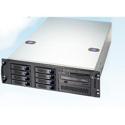 Luxriot LR21-4U-IPSVR1-252TB RAID-6 network video server with DAS 4U expansion