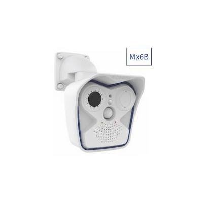MOBOTIX Mx-M16TB-T237 M16B Thermographic Camera 50 mK, T237 (17°)