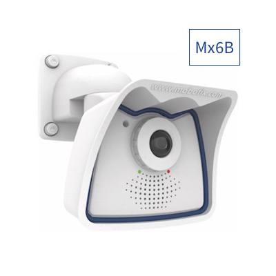 MOBOTIX Mx-M26B-6D016 M26B Complete Cam 6MP, B016 (Day)