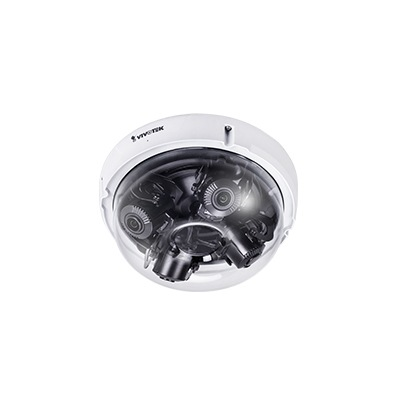 VIVOTEK MA8391-ETV network camera with four independent 3MP CMOS Sensors
