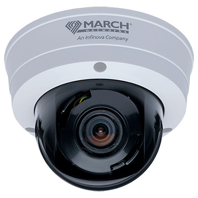 March Networks MegaPX Indoor Analytics fixed indoor IP camera