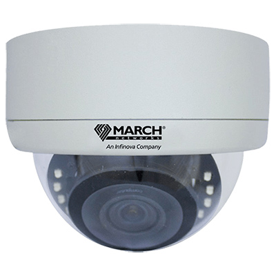 March Networks MegaPX Indoor IR Dome TDN camera