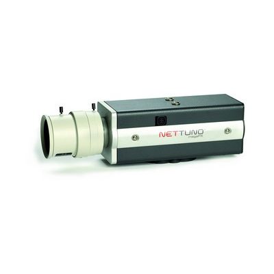 CIEFFE's NETTUNO MegaPX, first Megapixel IP camera with MPEG4 compression
