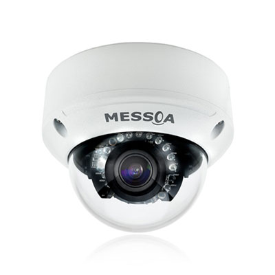 Leap forward to Full HD video over coax, MESSOA introduces analogue 1080P camera and DVR solutions