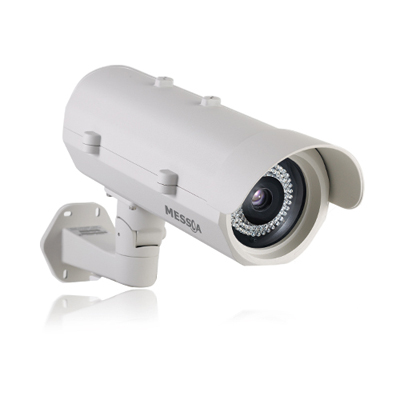 Messoa LPR610-N2-US-MES 1/3 Inch 2MP IR Bullet IP Camera