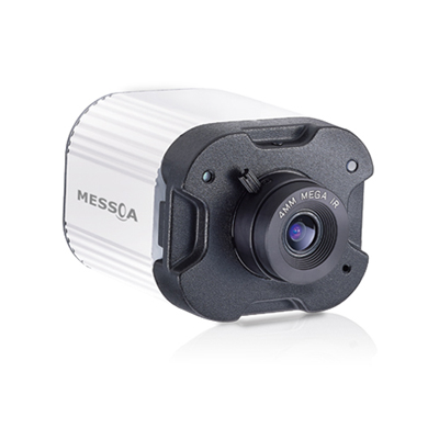 Messoa NCB750-HN5-US-MES 1/4 Inch Day/night Fixed Network Camera