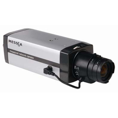 Messoa NCB855 megapixel colour network camera with triple streaming