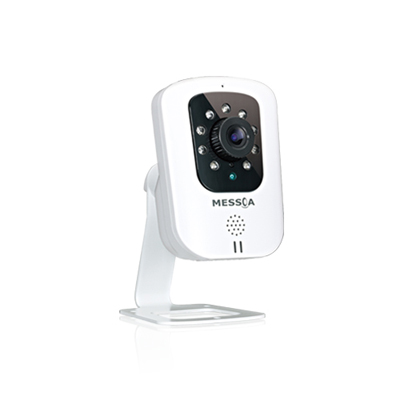Messoa NCC800-HP1-EU-MES colour / monochrome HD network cube camera