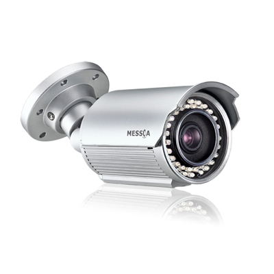 Messoa NCR365 true day/night outdoor IR bullet camera