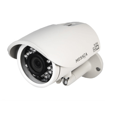 MESSOA presents integrated 2MP IP and IP LPR Traffic Camera
